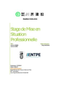 Rapport de stage MSPのサムネイル